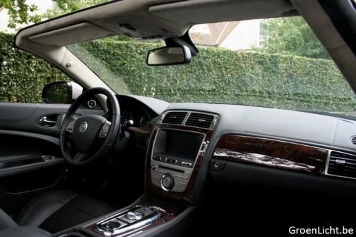 Jaguar XK Cabrio 5.0 V8 Interieur