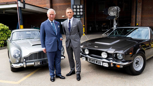 James Bond kiest voor Aston Martin