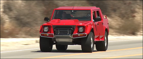Video: Jay Leno en de Lamborghini LM002