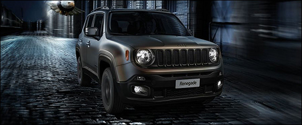 Autosalon Brussel 2016: Jeep Line-up