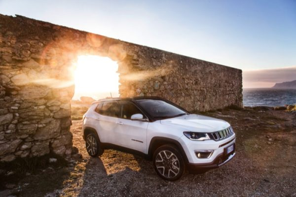 Kort Getest: Jeep Compass (2017)
