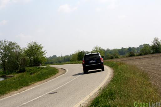 Jeep Compass Rijtest