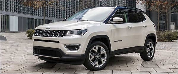Officieel: Jeep Compass (2017)