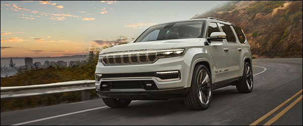 Officieel: Jeep Grand Wagoneer Concept (2020)