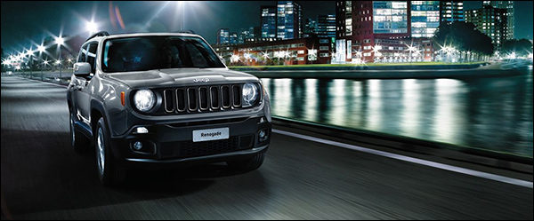 Jeep Renegade 'Business' mikt op de zakelijke klant