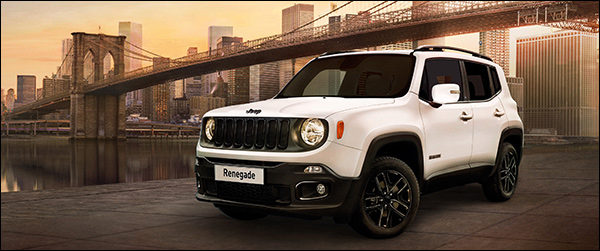 Jeep renegade downtown