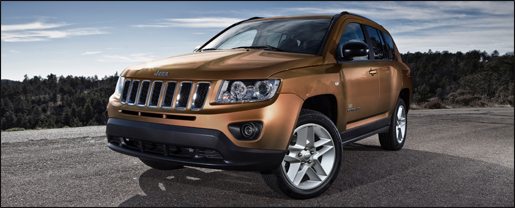 Jeep Compass 70th anniversary