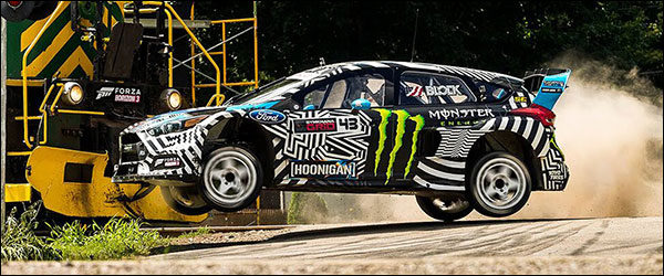 Video: Ken Block's Gymkhana Nine [Focus RS]