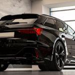 Kevin Mirallas heeft een Audi RS6 Avant (2019)