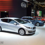 Autosalon Brussel 2017 live: Kia (Paleis 4)