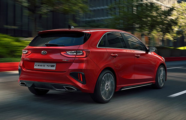 Teaser: Kia XCeed crossover (2019) | GroenLicht.be