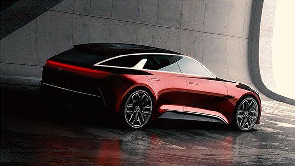 Officieel: Kia Cee'd GT Concept (2017)