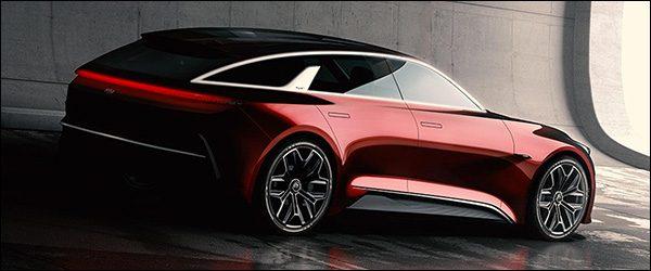 Officieel: Kia Ceed GT Concept (2017)
