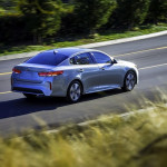 Officieel: Kia Optima (Plug-in) Hybrid [205 pk / 395 Nm]