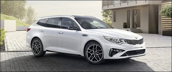 Officieel: Kia Optima / Optima SW facelift (2018)