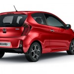 Officieel: Kia Picanto facelift