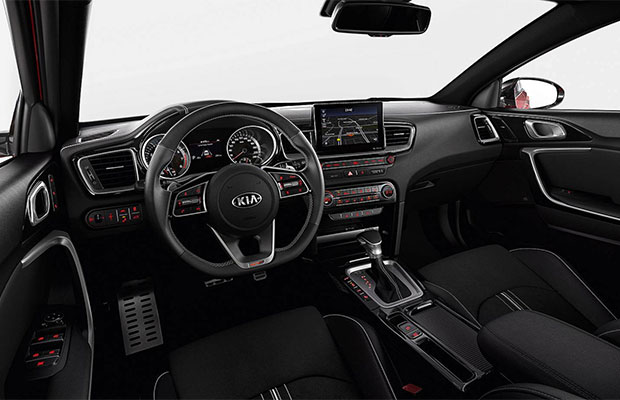 Teaser Kia Xceed Crossover 2019 Groenlicht Be
