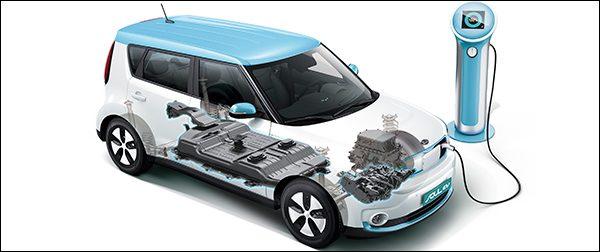 Kia Soul EV krijgt batterij update [250 km rijbereik]