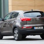 Kia Sportage Facelift - Autosalon Genève 2014