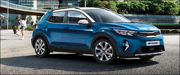 Officieel: Kia Stonic facelift (2020)