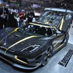 Koenigsegg - Autosalon Geneve 2013