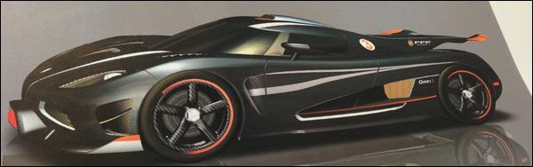 Koenigsegg One Geneve 2014