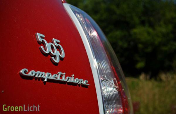 Kort Getest: Abarth 595 Competizione 180 pk 2015MY