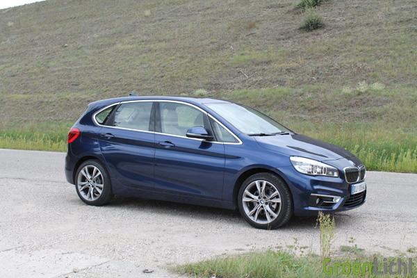 Kort Getest - BMW 2-Reeks Active Tourer 01