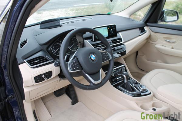 Kort Getest - BMW 2-Reeks Active Tourer 07