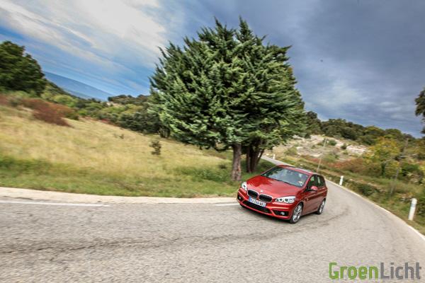 Kort Getest - BMW 2-Reeks Active Tourer 08