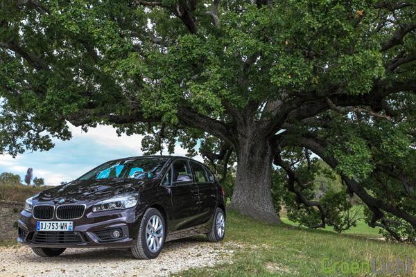 Kort Getest - BMW 2-Reeks Active Tourer 10