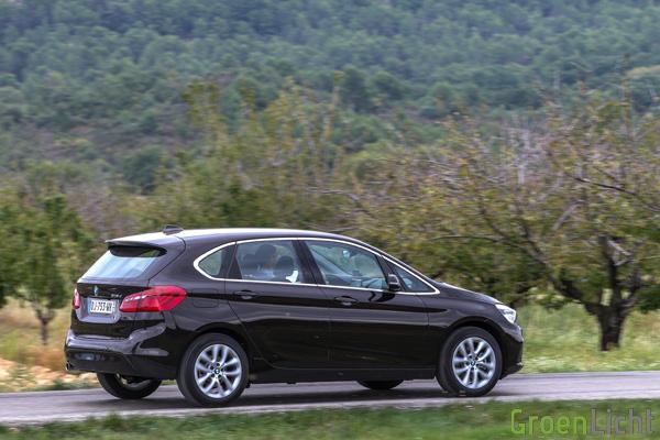 Kort Getest - BMW 2-Reeks Active Tourer 11