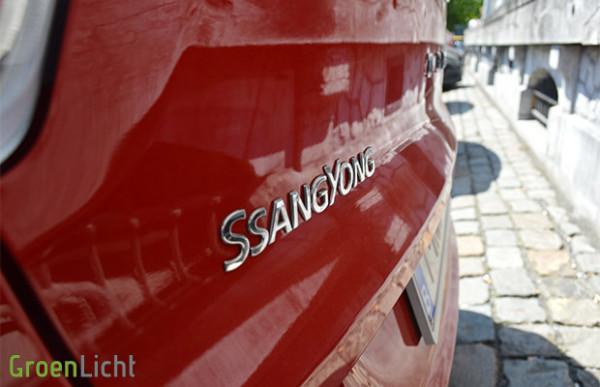 Kort Getest: Ssangyong Trivoli