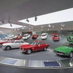 'La Macchina del Tempo' in Arese: Museum 105 jaar Alfa Romeo