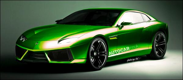 Lamborghini V12 GT