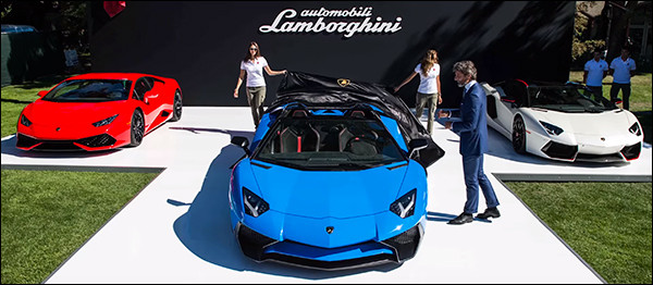 Video: Lamborghini's jaaroverzicht 2015