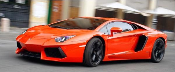 Lamborghini Aventadord LP700-4