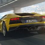 Officieel: Lamborghini Aventador S facelift (2017)
