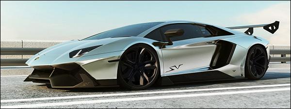 Lamborghini Aventador SV komt in 2015