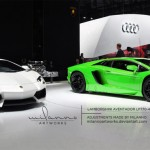 Lamborghini Aventador LP700 SuperVeloce preview