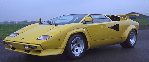 Video: Lamborghini Countach LP400 S
