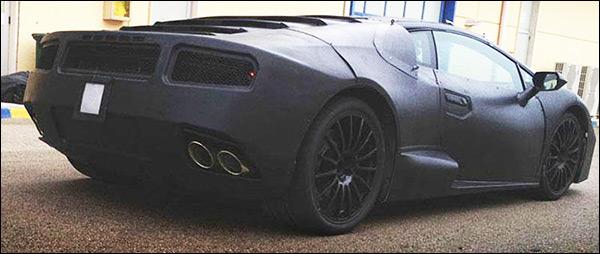 Lamborghini Cabrera LP600-4 - Gallardo opvolger