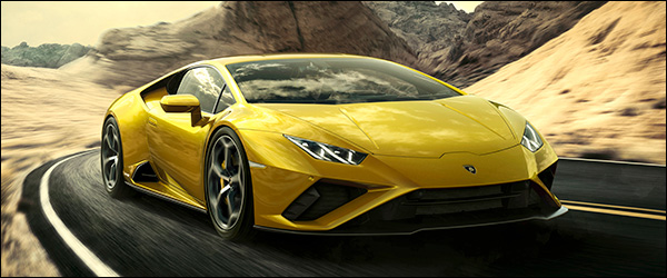 Officieel: Lamborghini Huracan EVO RWD facelift (2020)