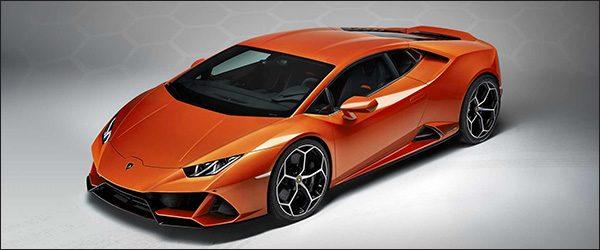 Officieel: Lamborghini Huracan EVO facelift (2019)