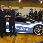 Italiaanse politie krijgt Lamborghini Huracan LP610-4