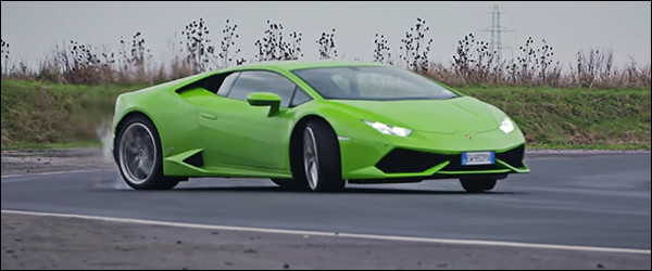 Video: EVO test de Lamborghini Huracan LP580-2