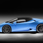 Officieel: Lamborghini Huracan LP610-4 Spyder