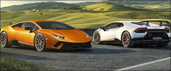 officieel lamborghini huracan lp640 4 performante 640 pk 600 nm groenl. Black Bedroom Furniture Sets. Home Design Ideas