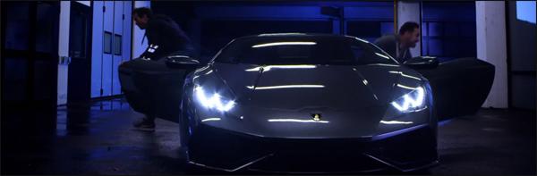 Lamborghini Huracan Video