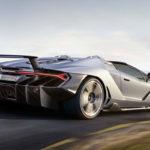 Officieel: Lamborghini Centenario Roadster LP770-4
